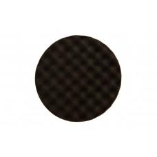 MIRKA Рельефный поролоновый полировальный диск 150мм, чёрный