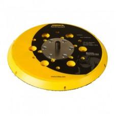 Шлифовальная подошва для Deros средней жесткости Mirka 150 мм 5/16 48 отверстий (8292605011)