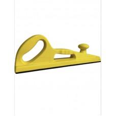 Рубанок Жёлтый большой на липучке